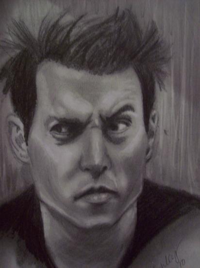 Johnny Depp par ashleylynn24